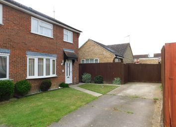 Thumbnail 3 bed semi-detached house for sale in Wordsworth Road, Stowmarket