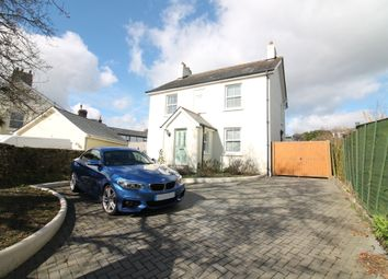 Thumbnail 3 bed detached house for sale in Boringdon Road, Plympton, Plymouth
