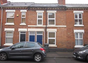 Thumbnail 4 bed shared accommodation to rent in Peel St, Derby