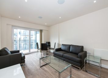 Thumbnail 1 bed flat to rent in Carvell Apartments, Beaufort Park, Colindale