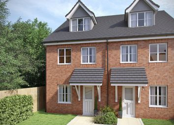 Thumbnail 3 bed town house for sale in Neelands Grove, Portsmouth