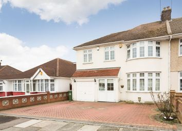 Thumbnail 4 bed semi-detached house for sale in Rydal Drive, Bexleyheath, Kent