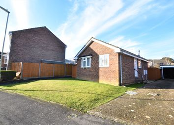 Thumbnail 2 bed detached bungalow for sale in Holly Drive, Waterlooville, Hampshire