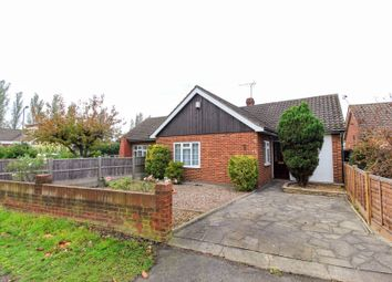 Thumbnail 3 bedroom detached bungalow for sale in Mansfield Hill, London
