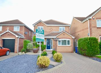 Thumbnail 3 bed detached house for sale in Fiddlers Drive, Armthorpe, Doncaster