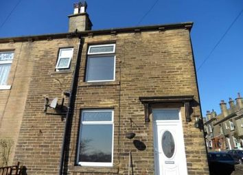 2 bed terraced house to rent in Broomfield Street, Queensbury, Bradford BD13