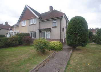 Thumbnail 3 bed semi-detached house to rent in Grotto Road, Market Drayton