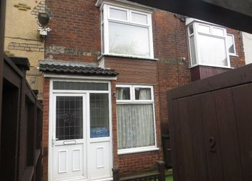 2 bed terraced house for sale in Perth Street, Hull, Yorkshire HU5