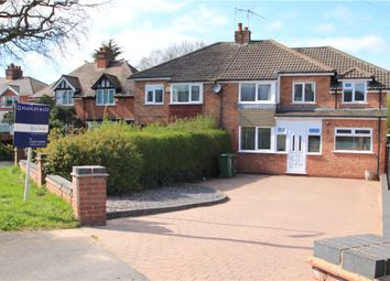 Thumbnail 4 bed semi-detached house for sale in Heathfield Road, Redditch
