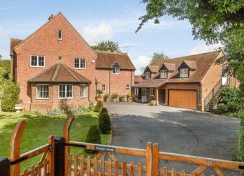Thumbnail 5 bed detached house for sale in Lockeridge, Marlborough, Wiltshire