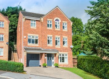 Thumbnail 5 bed detached house for sale in Rose Hill View, Mosborough, Sheffield