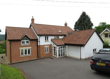 Thumbnail 4 bed detached house to rent in Bristol Road, Winscombe
