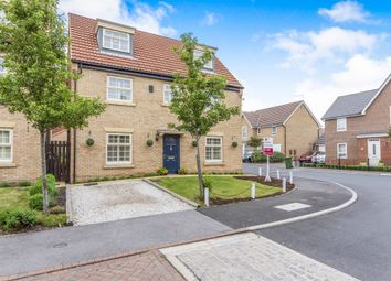 Thumbnail 5 bed detached house for sale in Rose Bowl Gardens, Retford