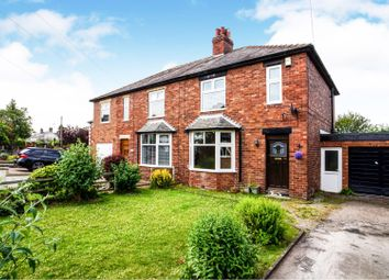 Thumbnail 3 bed semi-detached house for sale in Scotby Road, Carlisle