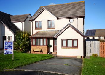 Thumbnail 3 bedroom detached house for sale in Rumsey Drive, Neyland, Milford Haven