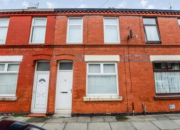 Thumbnail 2 bed terraced house for sale in Chesterton Street, Garston, Liverpool, Merseyside