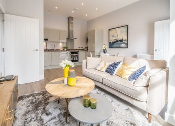 Thumbnail 2 bed flat for sale in Crouch Street, Colchester