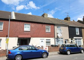 Thumbnail 2 bed terraced house to rent in Broomfield Road, Swanscombe