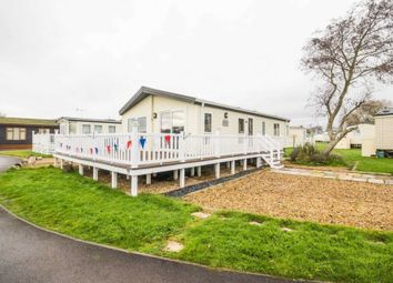 Thumbnail 3 bed lodge for sale in Vinnetrow Road, Runcton, Chichester