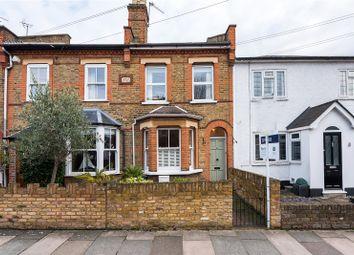Thumbnail 3 bedroom terraced house for sale in Briar Road, Twickenham
