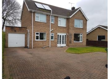 Thumbnail 4 bedroom detached house for sale in St. Edwards Drive, Sudbrooke