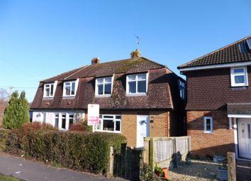 Thumbnail 3 bed semi-detached house for sale in Sandfield, West Lavington, Devizes