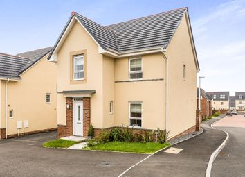 Thumbnail 4 bedroom detached house for sale in Horizon Way, Loughor Gorseinon, Gorseinon