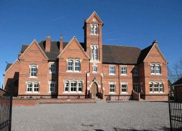 Thumbnail 1 bed flat for sale in Cliftonthorpe Meadows, Ashby-De-La-Zouch