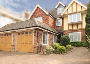 Thumbnail 6 bed detached house for sale in Hendon Lane, Finchley N3,