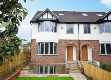 Thumbnail 4 bedroom semi-detached house for sale in Staines Road, Twickenham