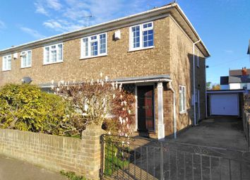 Thumbnail 3 bedroom semi-detached house for sale in Northwood Road, Tankerton, Whitstable