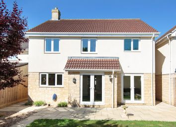 Thumbnail 4 bed detached house for sale in Critchill Road, Frome