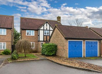Thumbnail 5 bed detached house for sale in Cranwell Close, Shenley Brook End