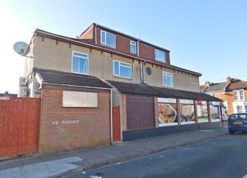 Thumbnail 4 bed flat to rent in Lyndhurst Road, Portsmouth