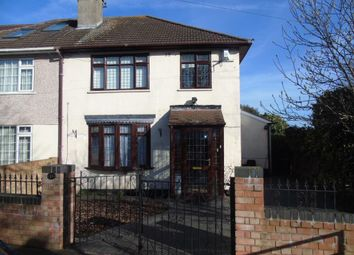 Thumbnail 3 bed semi-detached house for sale in Elmstead Road, Erith