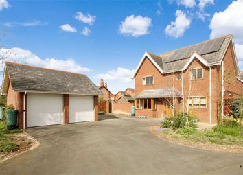 Thumbnail 4 bed property for sale in The Parklands, Chirk, Wrexham