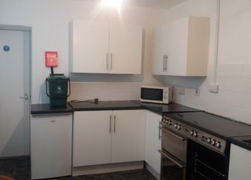 Thumbnail 5 bedroom shared accommodation to rent in 9 Westbury Street., Brynmill