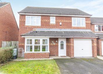Thumbnail 4 bed detached house for sale in Chervil, Coulby Newham, Middlesbrough