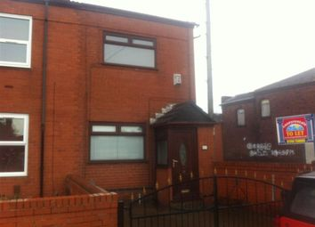 Thumbnail 3 bed end terrace house to rent in Derbyshire Hill Road, St. Helens