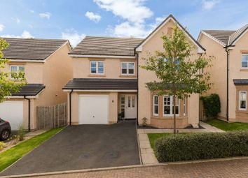Thumbnail 4 bed detached house for sale in 5 Standalane View, Peebles