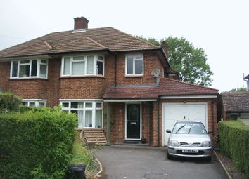 Thumbnail 3 bed semi-detached house to rent in Eskdale Gardens, Purley