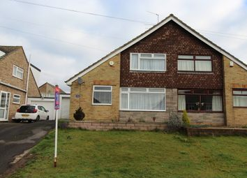 Thumbnail 2 bedroom semi-detached house for sale in Petherton Road, Hengrove, Bristol