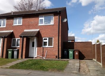 Thumbnail 2 bed semi-detached house to rent in Linkfield Road, Mountsorrel, Loughborough
