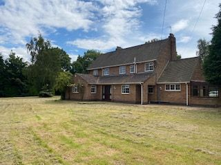 Thumbnail 6 bed detached house to rent in Leicester Lane, Desford, Leicester