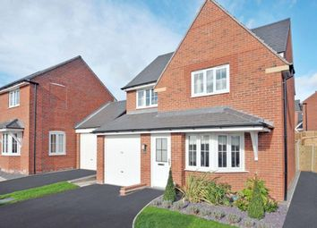 "Thumbnail 3 bed detached house for sale in ""Cheadle"" at Tiber Road, North Hykeham, Lincoln"