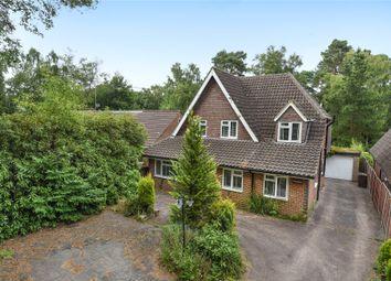 4 bed detached house for sale in Heath Ride, Finchampstead, Wokingham, Berkshire RG40