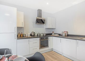 Thumbnail 1 bedroom flat for sale in Maple House, High Street, Slough
