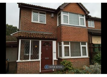 Thumbnail 4 bed detached house to rent in Welland Gardens, Southampton