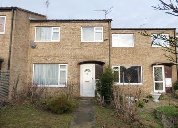 Thumbnail 3 bed terraced house for sale in Deerleap, South Bretton, Peterborough, Cambridgeshire