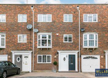 Berkeley Close, Elstree, Borehamwood WD6. 4 bed town house